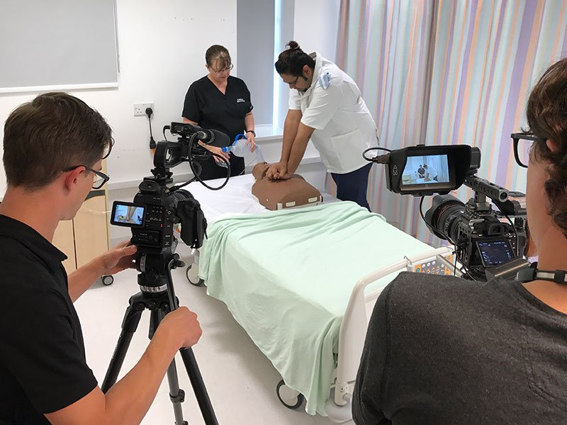 NHS Video Training