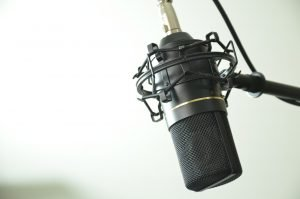 always use a quality microphone for audio on video